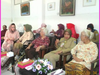 Halal Bihalal Keluarga Besar Sayap Ibu Jakarta