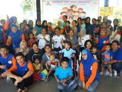 Bakti Sosial Sayap Ibu Jakarta untuk Warga Pra Sejahtera di Jakarta Selatan