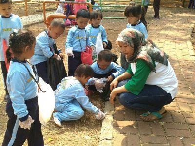 Gerakan Bersih Sehat Anak PAUD / TAS Sayap Ibu Jakarta – Menteng Wadas