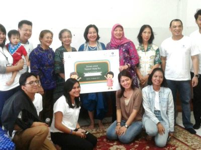 DONASI DARI ZURICH INSURANCE JAKARTA